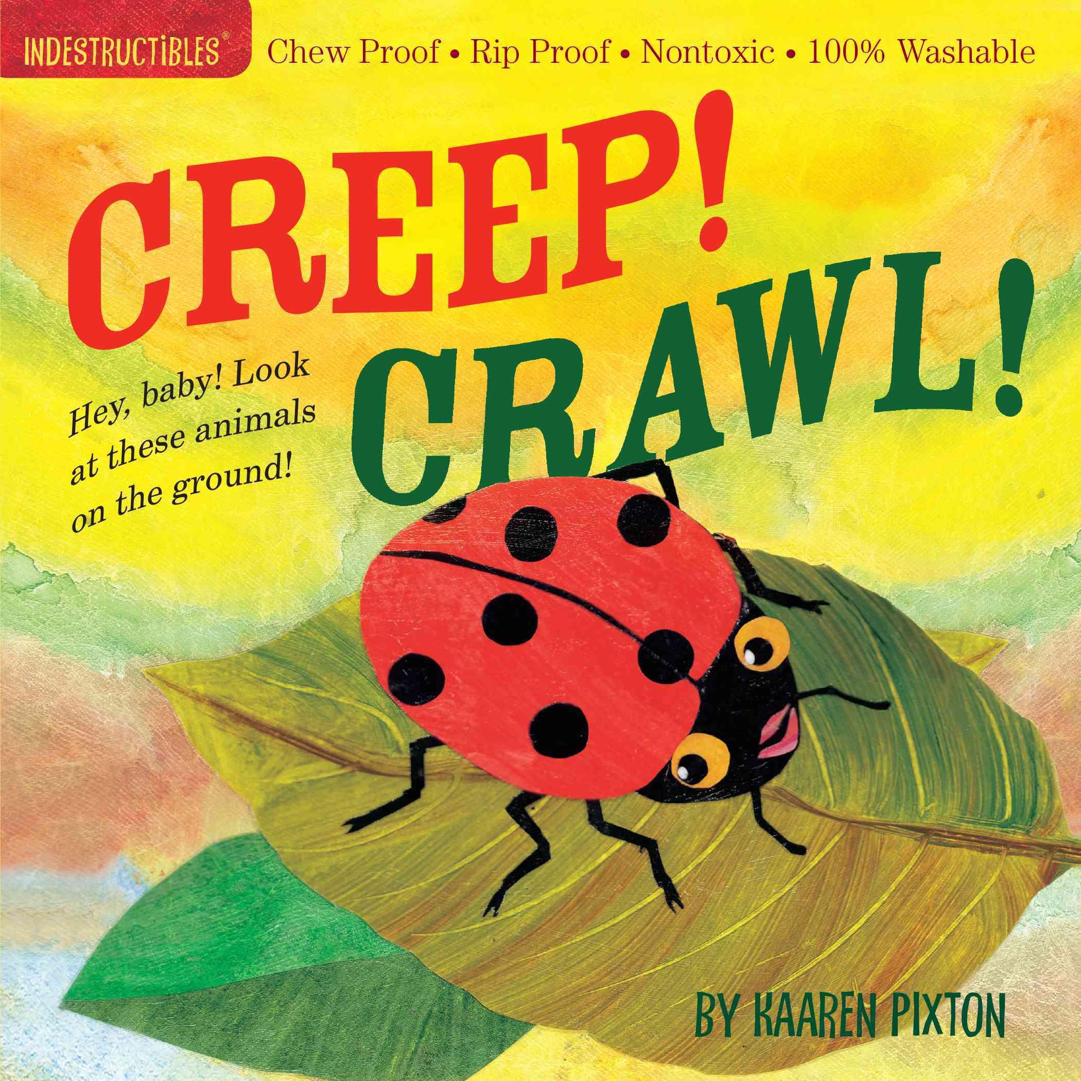Creep! Crawl! By Pixton, Kaaren