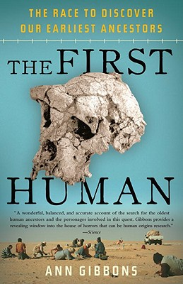 The First Human By Gibbons, Ann